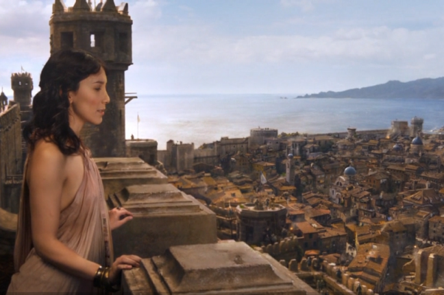"Dubrovnic serve de cenáro a ""King's Landing"""