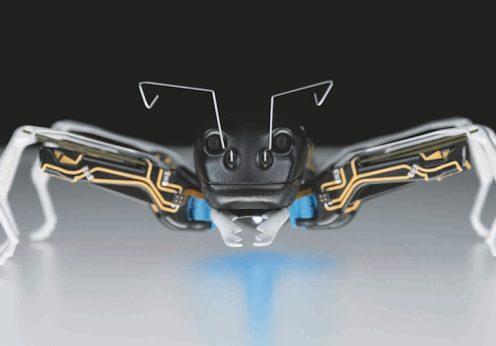 BionicANT: chegou o trabalhador do futuro