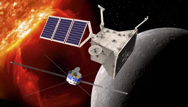 A missão BepiColombo será lançada em 2017 para explorar o planeta Mercúrio