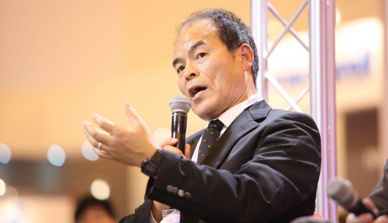 Shuji Nakamura, um dos inventores do díodo eletroluminescente (LED)