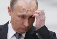 O presidente da Rússia, Vladimir Putin