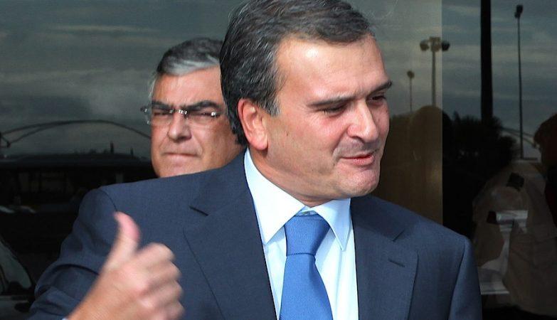 Miguel Relvas, ex-ministro Adjunto e dos Assuntos Parlamentares