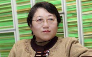 """Li Yinhe, """"a primeira sexóloga da China"""""""