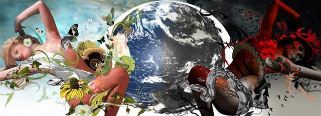 Hipótese de Medeia: A Natureza tem uma irmã gémea maléfica