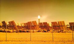 Ivanpah Solar Electric Generating System, o maior parque solar do Mundo