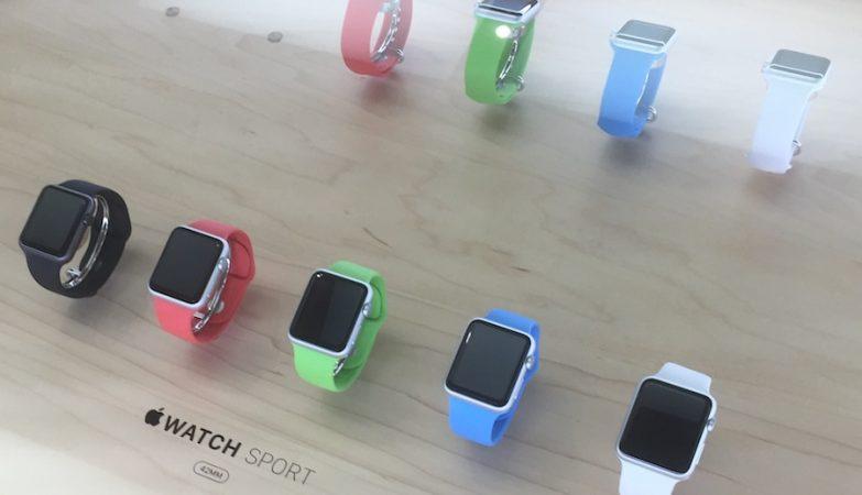 O relógio da Apple já está nas lojas