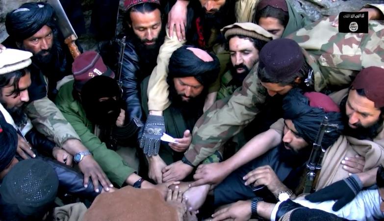 Príncipes Mujahideen do Paquistão juram aliança a Abu Bakr al Baghdadi, 10 janeiro de 2015
