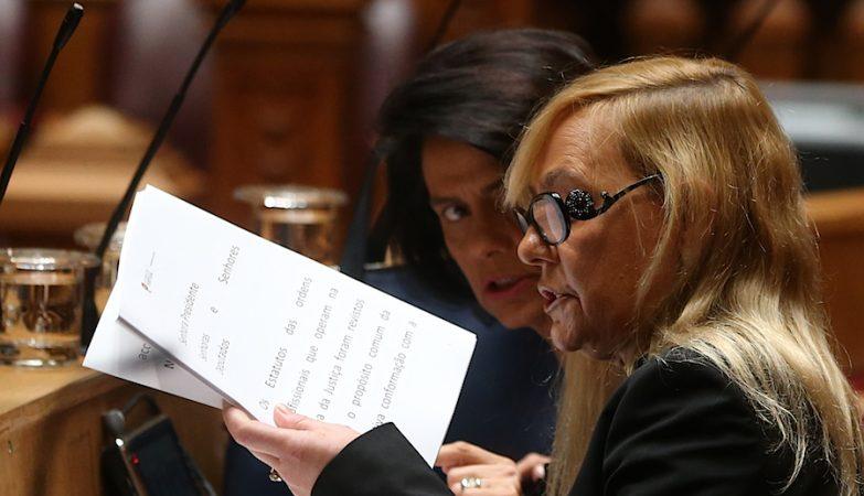 A ministra da Justiça, Paula Teixeira da Cruz