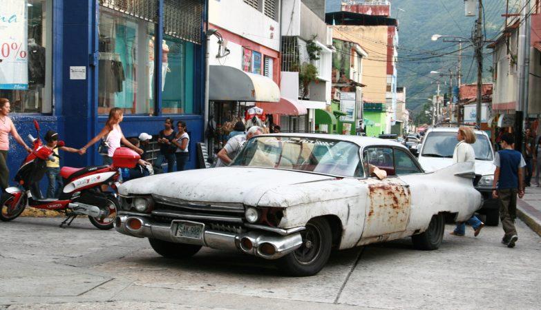 Mérida, Venezuela, 2013.
