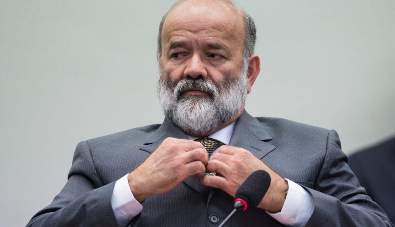 O ex-tesoureiro do Partido dos Trabalhadores (PT) brasileiro, João Vaccari Neto