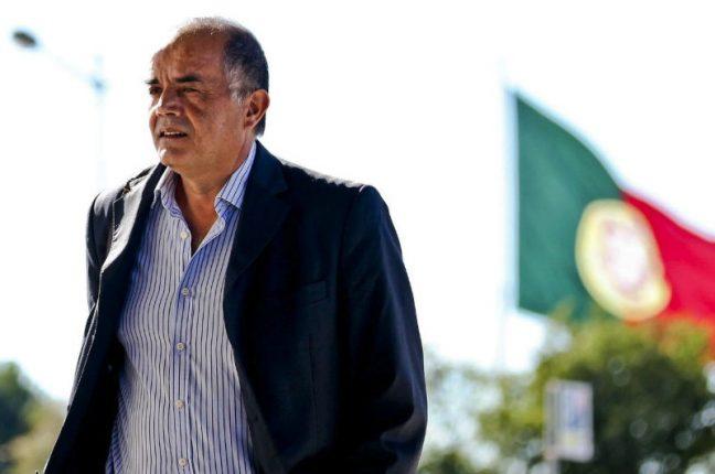 O ex-inspetor da Polícia Judiciária (PJ) Gonçalo Amaral