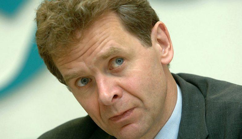 Poul Thomsen, diretor europeu do FMI