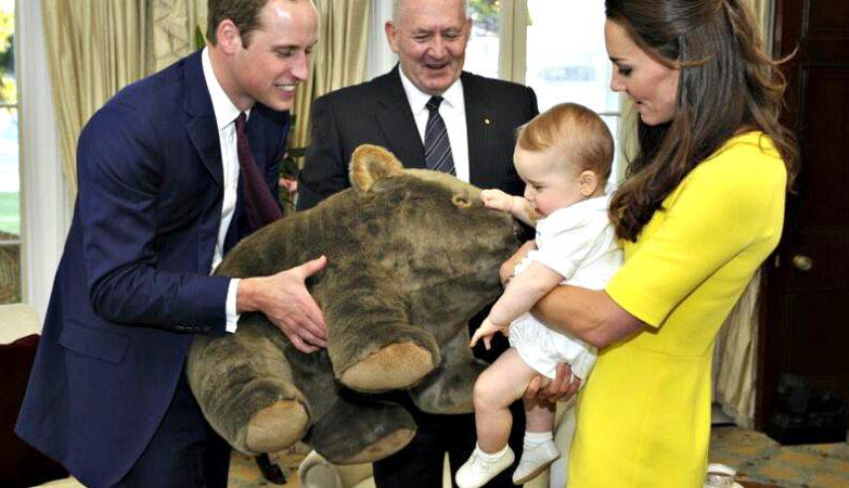 Estado Islâmico ameaça matar príncipe George