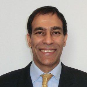 Nawab Qizilbash, investigador da Oxin Epidemiology