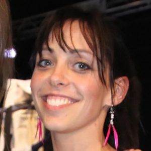 Aurelie Chatelain, 32 anos, de cuja morte Sid Ahmed Ghlam é o principal suspeito.
