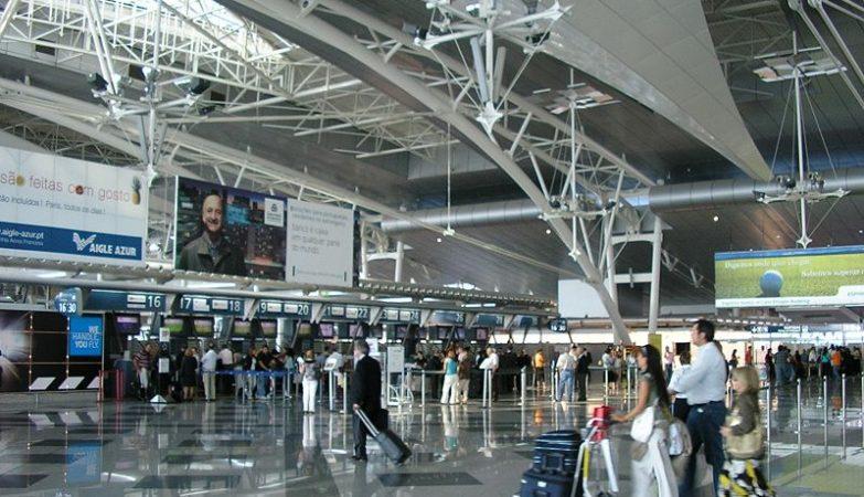 Aeroporto Francisco Sá Carneiro, no Porto