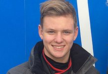 Mick Schumacher, filho de Michael Schumacher