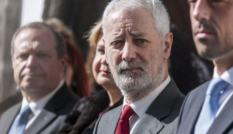 António Sampaio da Nóvoa, candidato às Presidenciais de 2016