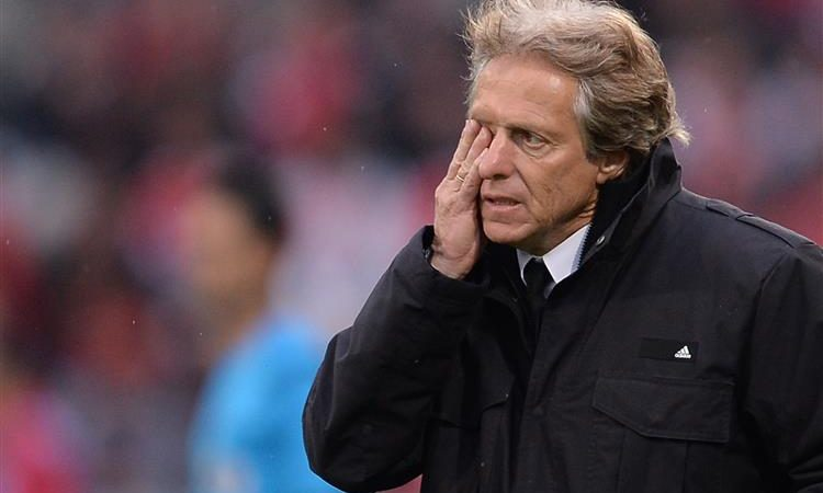 Jorge Jesus na lista do Real Madrid