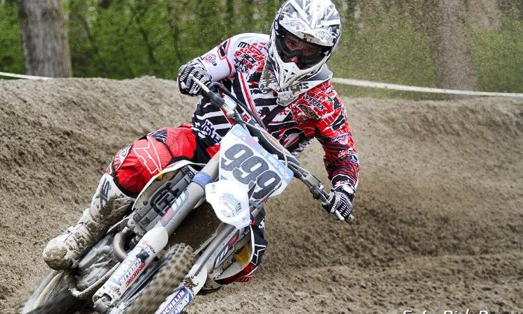 O piloto de motocross Rui Gonçalves