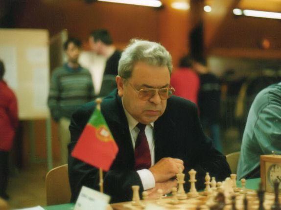 Joaquim Durão, o primeiro jogador português a receber o título de mestre internacional de xadrez