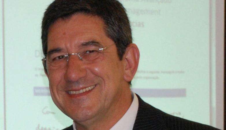 Carlos Magno, presidente da ERC