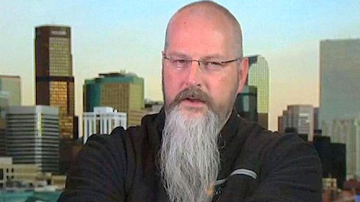 Chris Roberts, especialista em segurança informática e ex-funcionário da One World Labs