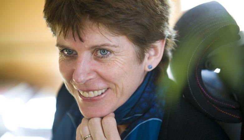 A professora Louise Richardson, até agora reitora e vice-chanceler da Universidade de St.Andrews.