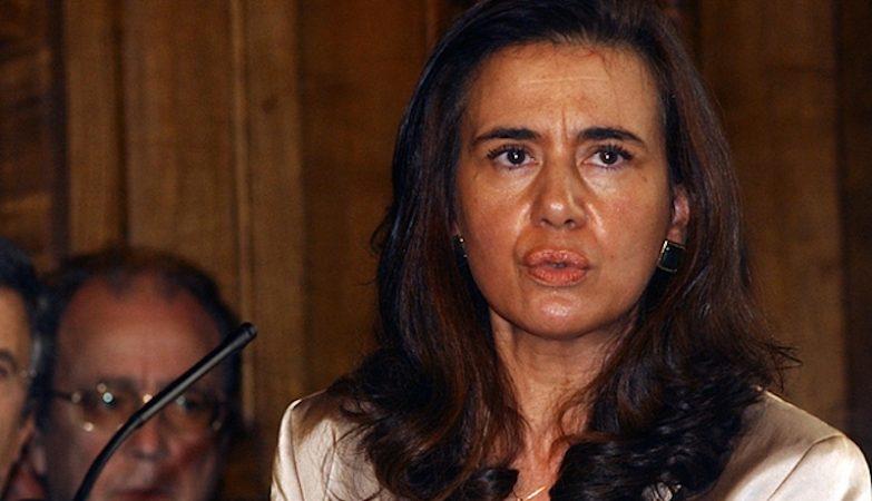 A ministra da Administração Interna, Anabela Rodrigues