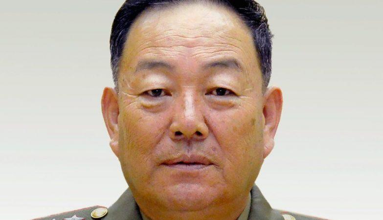 O ex-ministro da Defesa da Coreia do Norte, Hyon Yong-Chol