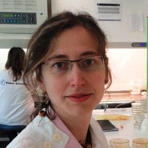 Ana Oliveira, investigadora do CEB / U.Minho