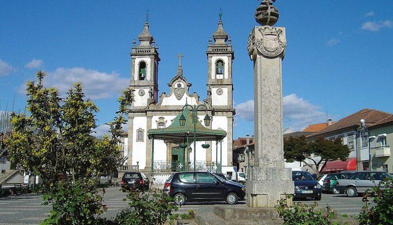 Igreja matriz de Penalva do Castelo, em Viseu