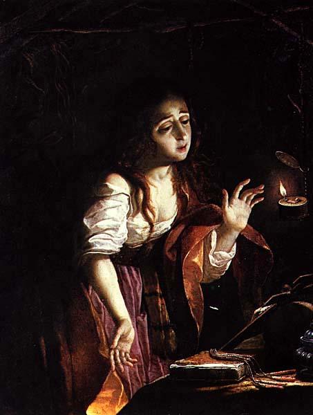 """""""Maria Madalena"""" de Josefa de Óbidos"""