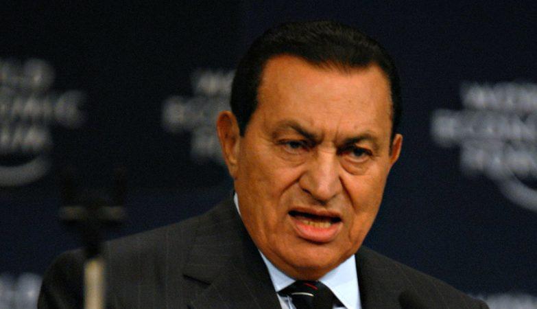 Muhammad Hosni Mubarak, ex-presidente do Egipto