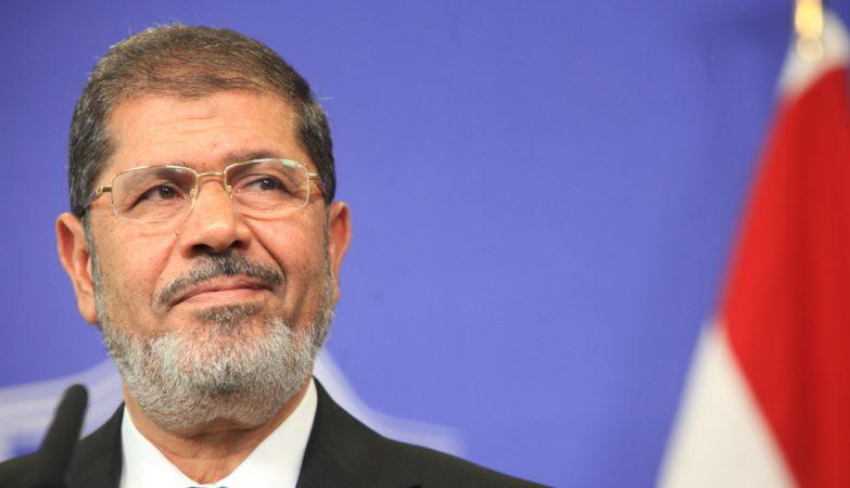 O ex-presidente do Egipto, Mohamed Morsi