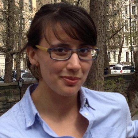 Kerstin Perez, astrónoma da Universidade de Columbia, em Nova Iorque