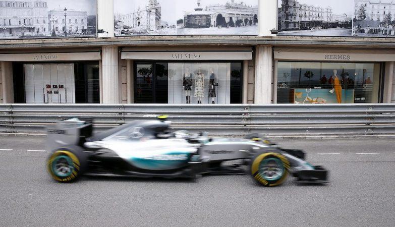 Nico Rosberg, em Mercedes, vence GP do Mónaco 2015 de Fórmula 1