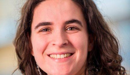 Joana Barbosa, investigadora da Universidade de Coimbra