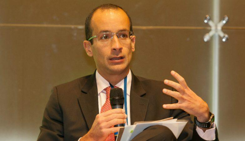 Marcelo Odebrecht, CEO da empreiteira brasileira Odebrecht