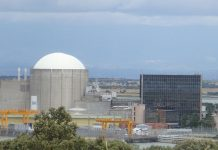 Central de energia nuclear Almaraz, Cáceres (Espanha)
