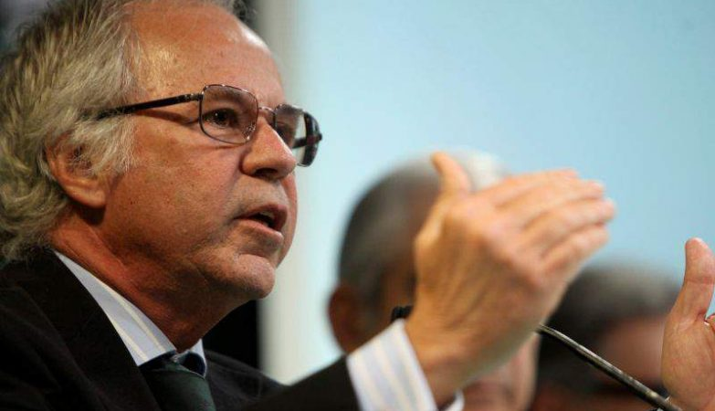 O ex-presidente do Sporting, Godinho Lopes