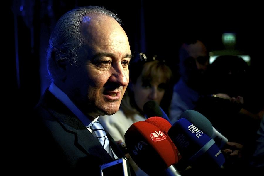 O economista Rui Rio, ex-presidente da Câmara Municipal do Porto