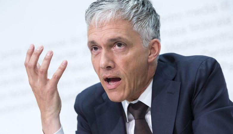 Michael Lauber, procurador-geral da Suíça