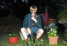 Dylann Roof, autor do massacre da igreja de Charleston, Estados Unidos