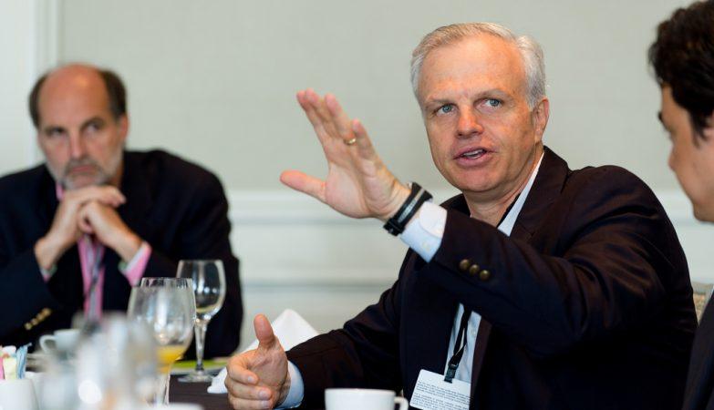 David Neeleman, dono da Azul Linhas Aéreas Brasileiras