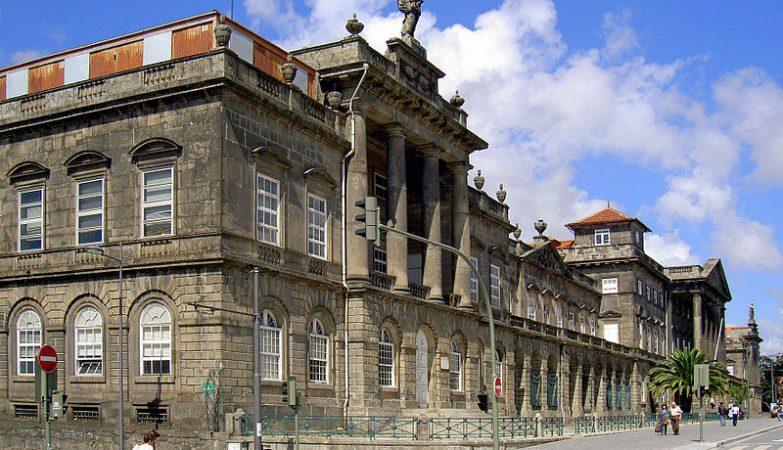Hospital de Santo António, no Porto