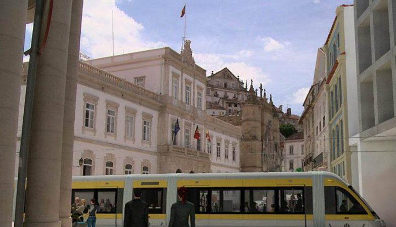 Projecto do Metro Mondego