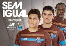 FC Porto apresenta equipamento alternativo para a época 2015/2016