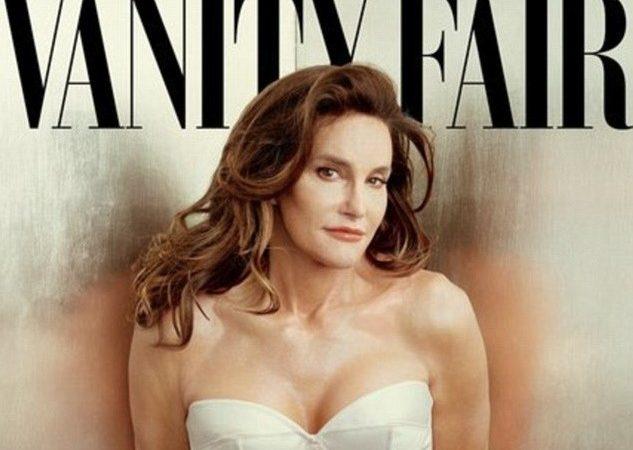 """Chama-me Caitlyn"", afirma Jenner na capa da Vanity Fair, fotografada por Annie Leibovitz"