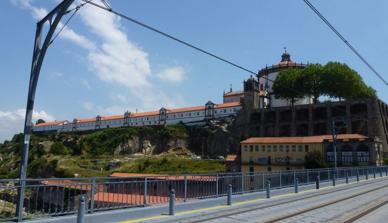 Mosteiro da Serra do Pilar, em Gaia